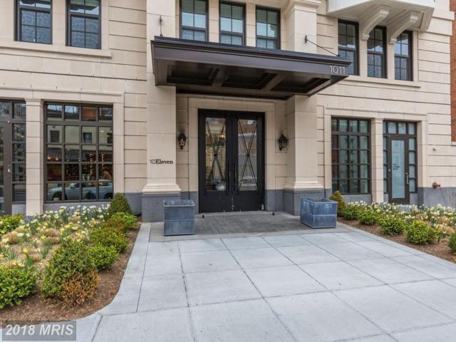 1011 M Street NW #601, Washington, DC 20001 (#DC10200573) :: The Cox & Cox Group at Keller Williams Realty International