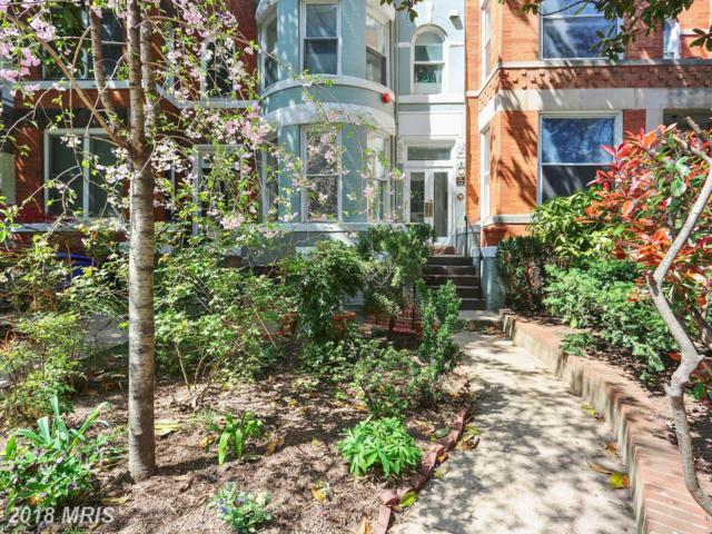 2023 Kalorama Road NW #1, Washington, DC 20009 (#DC10201487) :: RE/MAX Executives