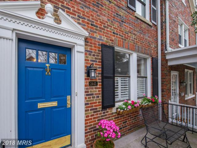 2443 39TH Street NW, Washington, DC 20007 (#DC10204067) :: ExecuHome Realty