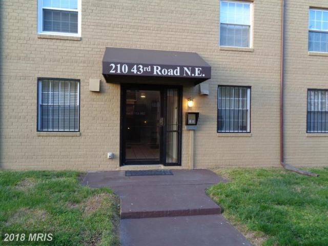 210 43RD Road NE #202, Washington, DC 20019 (#DC10208413) :: Keller Williams Pat Hiban Real Estate Group