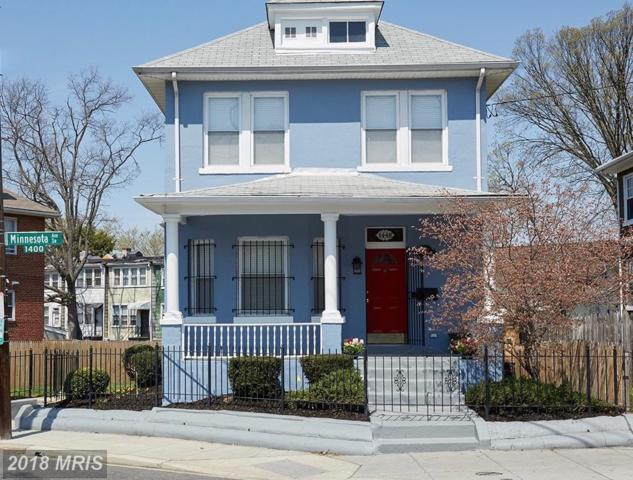 1448 Minnesota Avenue SE, Washington, DC 20020 (#DC10208459) :: Keller Williams Pat Hiban Real Estate Group