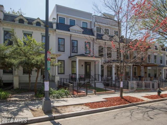142 Bryant NW #01, Washington, DC 20001 (#DC10209687) :: Dart Homes