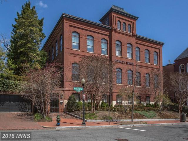 3329 Prospect Street NW #5, Washington, DC 20007 (#DC10212396) :: RE/MAX Executives