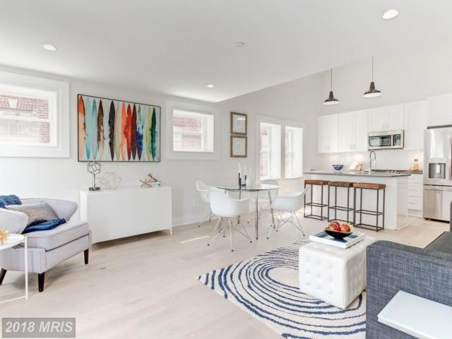 4104 14TH Street NW #2, Washington, DC 20011 (#DC10213346) :: ExecuHome Realty