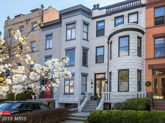 2332 Massachusetts Avenue NW, Washington, DC 20008 (#DC10213426) :: RE/MAX Executives