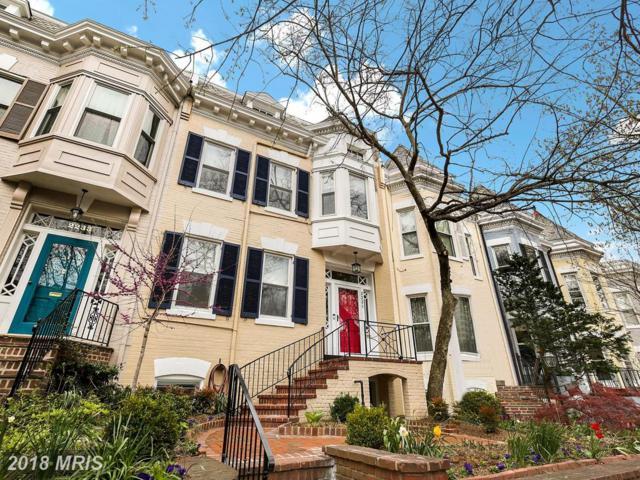 2231 Hall Place NW, Washington, DC 20007 (#DC10213462) :: ExecuHome Realty