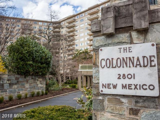 2801 New Mexico Avenue NW #807, Washington, DC 20007 (#DC10213577) :: ExecuHome Realty
