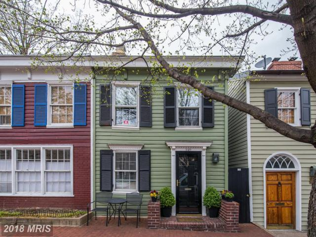 3419 N Street NW, Washington, DC 20007 (#DC10213706) :: RE/MAX Executives