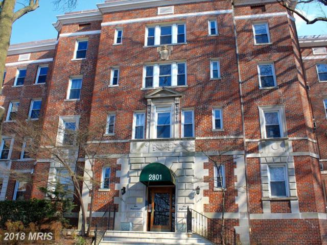 2801 Adams Mill Road NW #407, Washington, DC 20009 (#DC10214499) :: Dart Homes