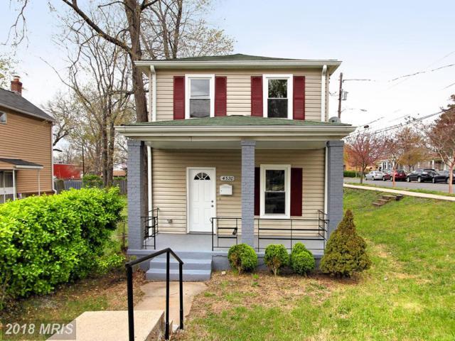 4320 Jay Street NE, Washington, DC 20019 (#DC10215328) :: Keller Williams Pat Hiban Real Estate Group