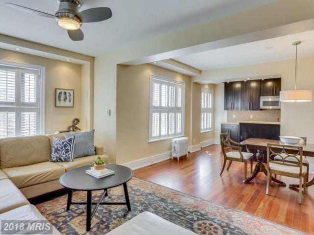 2100 19TH Street NW #403, Washington, DC 20009 (#DC10215687) :: RE/MAX Executives