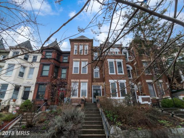 1216 Girard Street NW, Washington, DC 20009 (#DC10215774) :: The Cox & Cox Group at Keller Williams Realty International