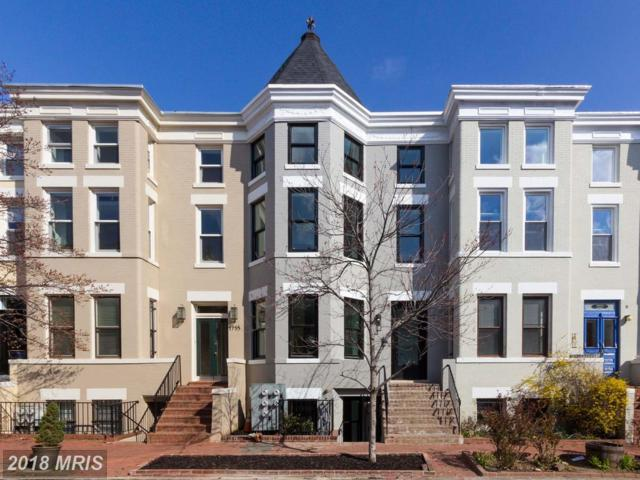 1753 Willard Street NW Unit 2, Washington, DC 20009 (#DC10216268) :: Dart Homes