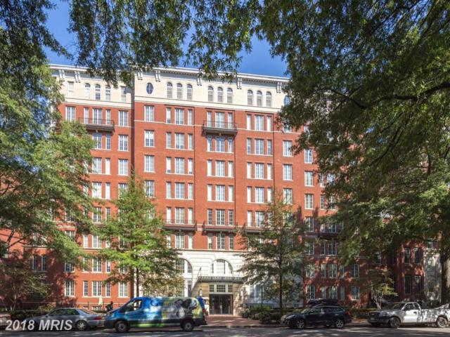 1441 Rhode Island Avenue NW M13, Washington, DC 20005 (#DC10216321) :: Wilson Realty Group