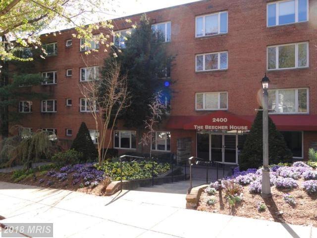 2400 41ST Street NW #415, Washington, DC 20007 (#DC10216617) :: ExecuHome Realty