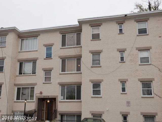 2100 Fendall Street SE #13, Washington, DC 20020 (#DC10216899) :: Keller Williams Pat Hiban Real Estate Group