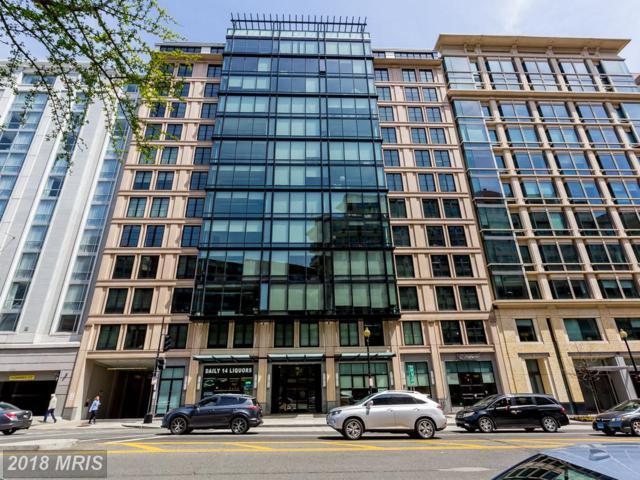 1133 14TH Street NW #1105, Washington, DC 20005 (#DC10217200) :: The Cox & Cox Group at Keller Williams Realty International