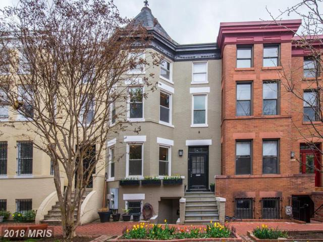 1761 Willard Street NW, Washington, DC 20009 (#DC10219556) :: The Cox & Cox Group at Keller Williams Realty International