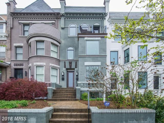2419 1ST Street NW #1, Washington, DC 20001 (#DC10221690) :: Keller Williams Pat Hiban Real Estate Group