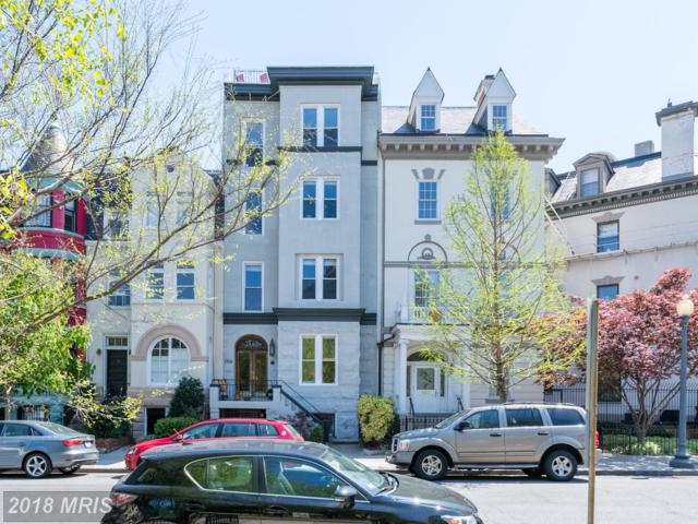 1706 S Street NW #3, Washington, DC 20009 (#DC10225464) :: Dart Homes