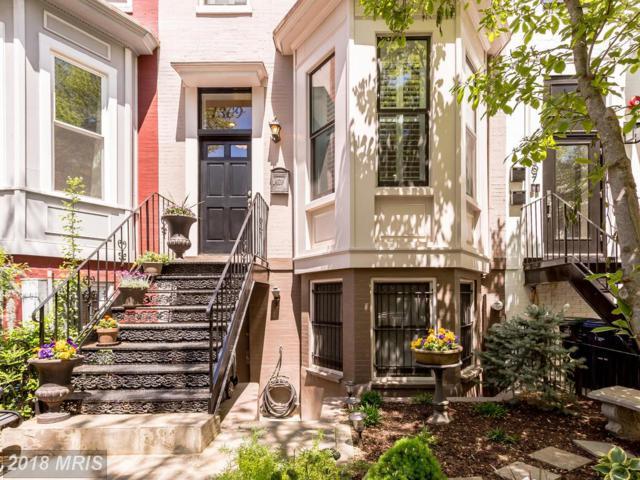 1309 Riggs Street NW, Washington, DC 20009 (#DC10228557) :: Dart Homes
