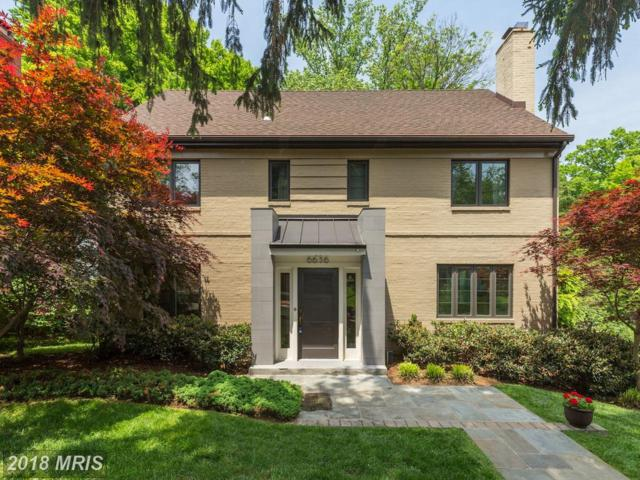 6636 31ST Place NW, Washington, DC 20015 (#DC10229408) :: Dart Homes