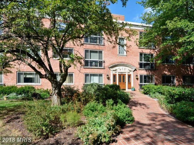 2711 Ordway Street NW #304, Washington, DC 20008 (#DC10230729) :: Dart Homes