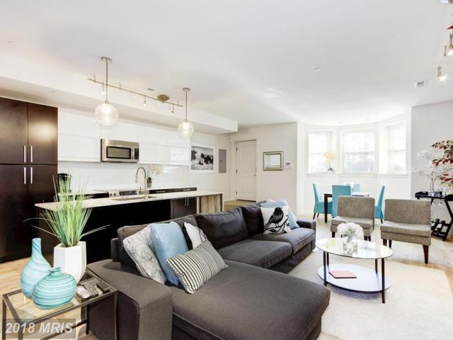 1224 11TH Street NW #1, Washington, DC 20001 (#DC10233811) :: Crossman & Co. Real Estate