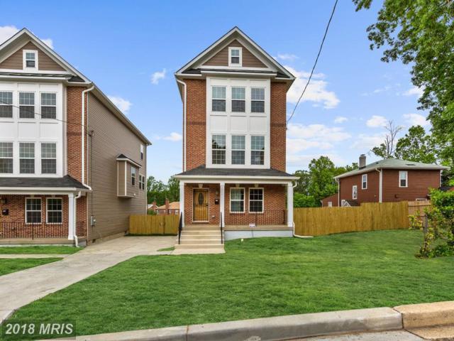 3036 N Street SE, Washington, DC 20019 (#DC10233902) :: Dart Homes