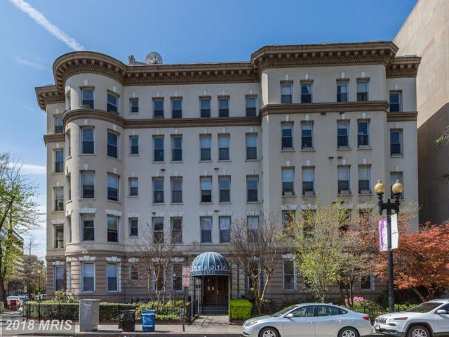 1300 Massachusetts Avenue NW #103, Washington, DC 20005 (#DC10233944) :: Eng Garcia Grant & Co.
