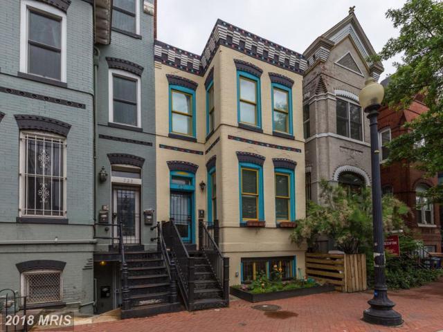 521 Florida Avenue NW #1, Washington, DC 20001 (#DC10235322) :: Dart Homes
