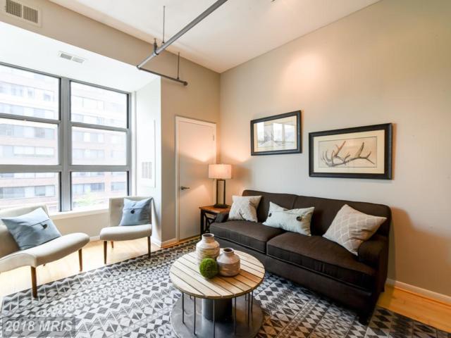1300 N Street NW #304, Washington, DC 20005 (#DC10235375) :: Dart Homes