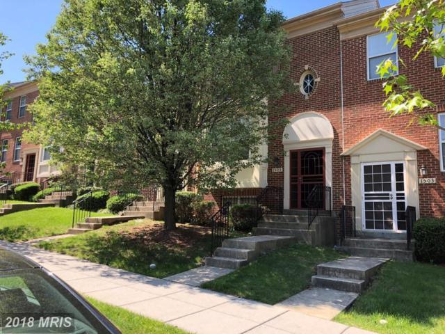 1505 Howard Road SE, Washington, DC 20020 (#DC10235589) :: Dart Homes