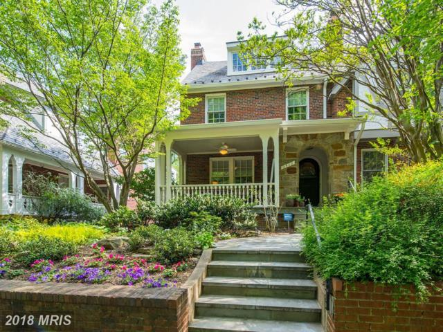 2920 Cortland Place NW, Washington, DC 20008 (#DC10238840) :: Dart Homes
