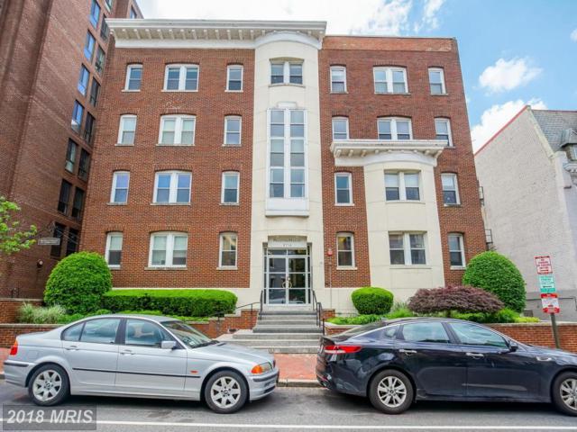 2114 N Street NW #16, Washington, DC 20037 (#DC10239091) :: Dart Homes