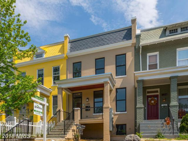 1286 Morse Street NE, Washington, DC 20002 (#DC10239295) :: Dart Homes