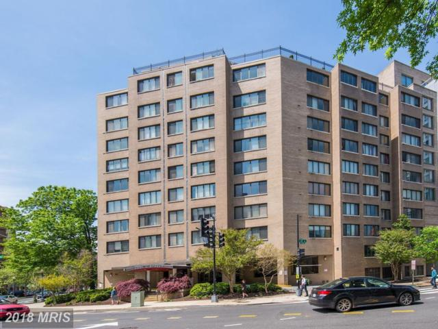 2201 L Street NW #900, Washington, DC 20037 (#DC10239711) :: Dart Homes