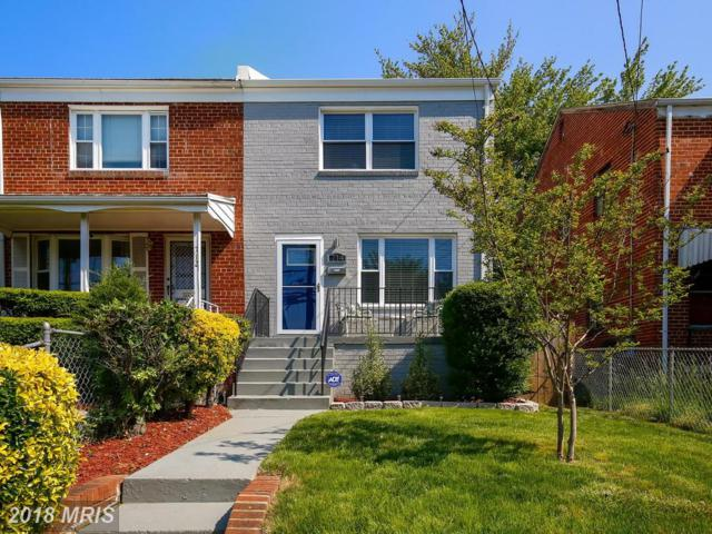 714 Chesapeake Street SE, Washington, DC 20032 (#DC10241728) :: Dart Homes