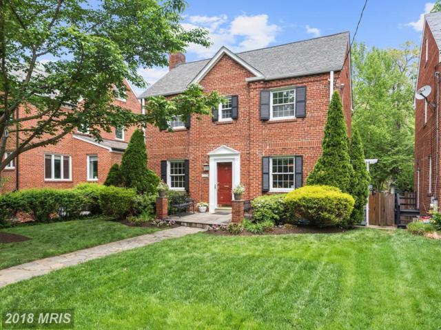 3031 Tennyson Street NW, Washington, DC 20015 (#DC10242438) :: Dart Homes