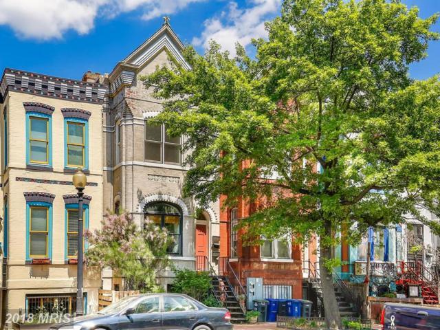 519 Florida Avenue NW #1, Washington, DC 20001 (#DC10242939) :: Dart Homes