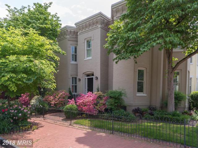 701 A Street SE, Washington, DC 20003 (#DC10243307) :: Eng Garcia Grant & Co.