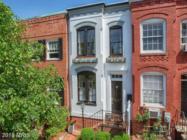 3415 Q Street NW, Washington, DC 20007 (#DC10243809) :: Dart Homes