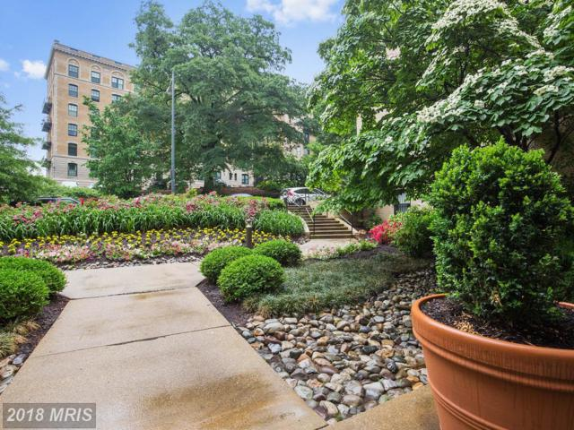 1801 Clydesdale Place NW #101, Washington, DC 20009 (#DC10243942) :: The Cox & Cox Group at Keller Williams Realty International