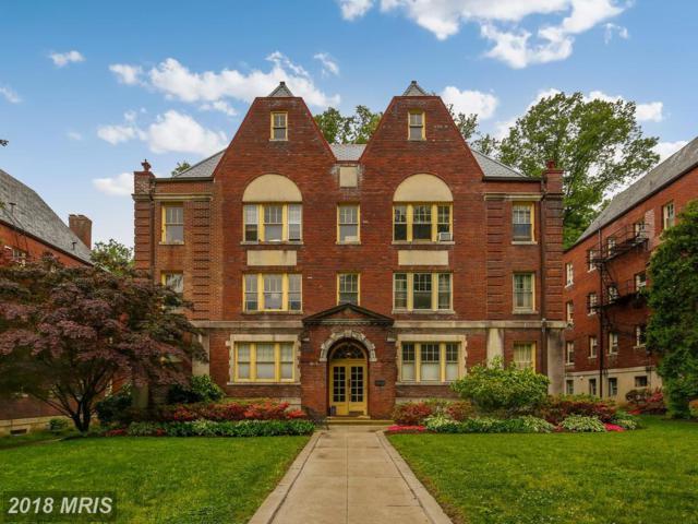 3020 Porter Street NW #103, Washington, DC 20008 (#DC10244019) :: The Cox & Cox Group at Keller Williams Realty International