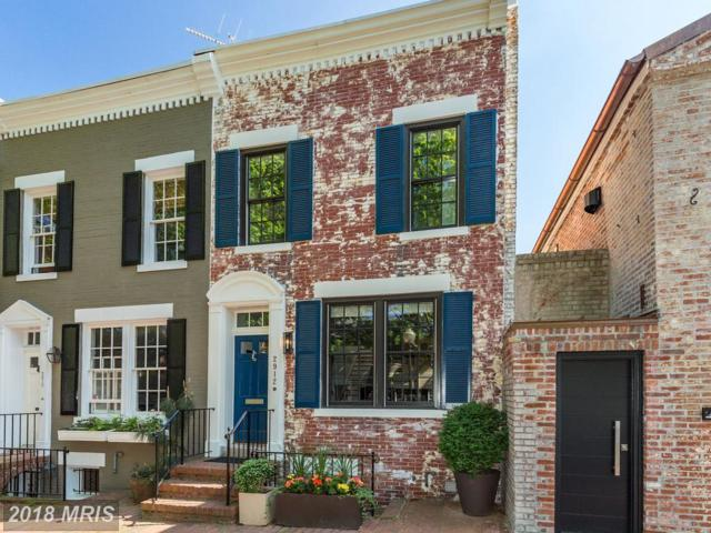 2912 Dumbarton Street NW, Washington, DC 20007 (#DC10244047) :: Dart Homes