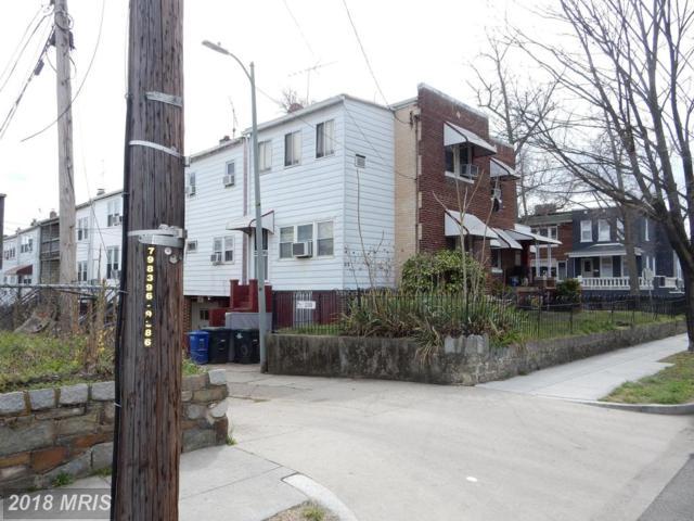 200 Cromwell Terrace NE, Washington, DC 20002 (#DC10244303) :: Eng Garcia Grant & Co.