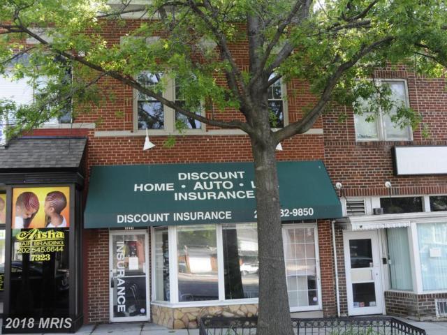 7321 Georgia Avenue NW, Washington, DC 20012 (#DC10244309) :: Dart Homes
