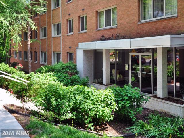 2710 Macomb Street NW #109, Washington, DC 20008 (#DC10244513) :: Eng Garcia Grant & Co.