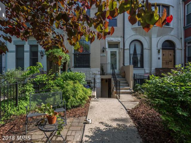 1356 Kenyon Street NW B, Washington, DC 20010 (#DC10244516) :: Dart Homes