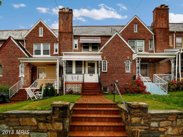 221 Ingraham Street NW, Washington, DC 20011 (#DC10245041) :: Eng Garcia Grant & Co.